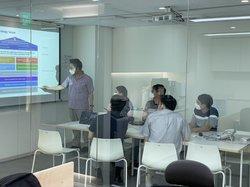 Korea office写真2.jpgのサムネイル画像